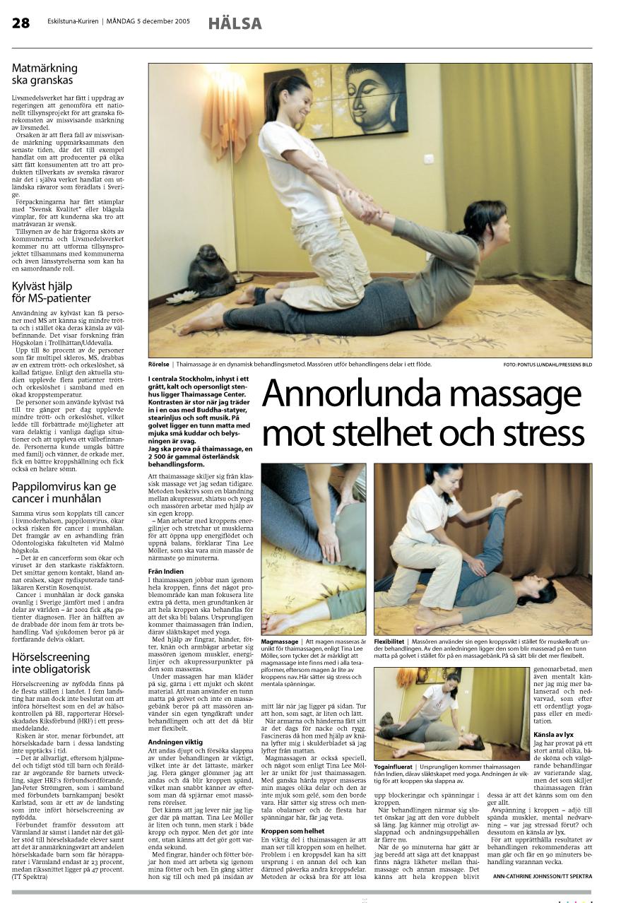 thaimassage hemma thai massage eskilstuna